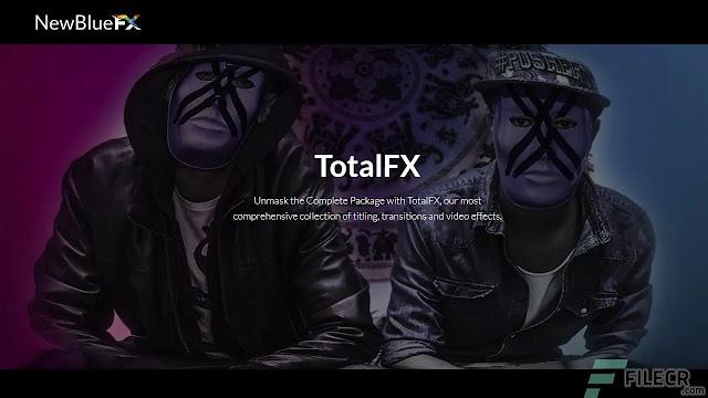 New BlueFX Total FX 7
