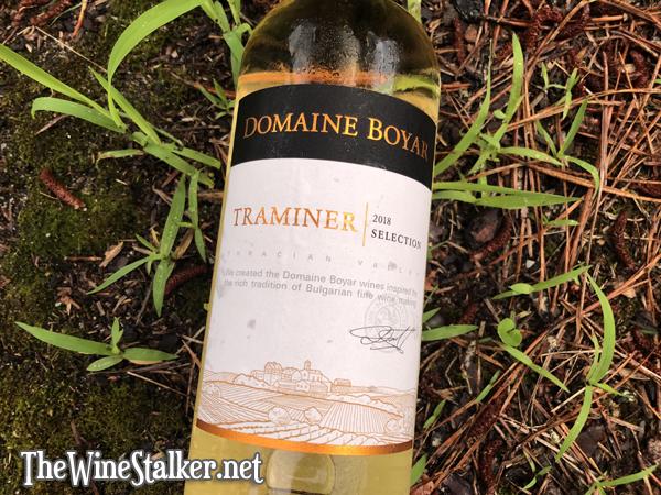 Domaine Boyar Traminer 2018