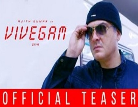 Vivegam Official Teaser Review