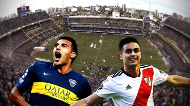 RIVER BOCA Streaming Gratis: info Facebook YouTube, dove vederla con PC Tablet iPhone Android (Finale Ritorno Copa Libertadores)
