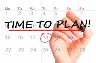 perencanaan jadwal, jadwal, merencanakan jadwal