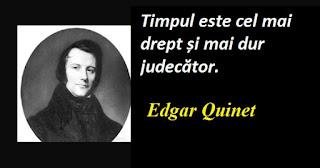 Maxima zilei: 17 februarie - Edgar Quinet