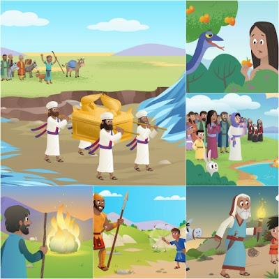 163 Historias Bíblicas Del Antiguo Testamento Para Descargar