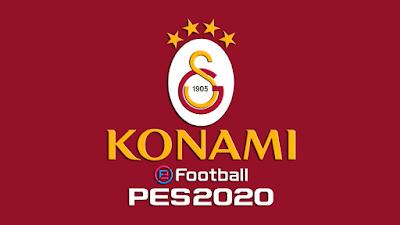 PES 2020 Galatasaray Menu Mod by Hawke