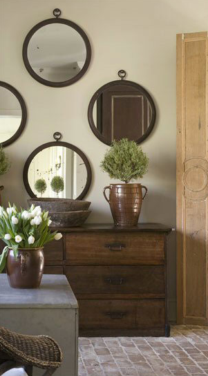 Pamela Pierce Designed interior.