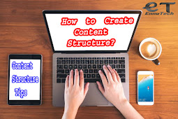How to create a content structure before writing content?