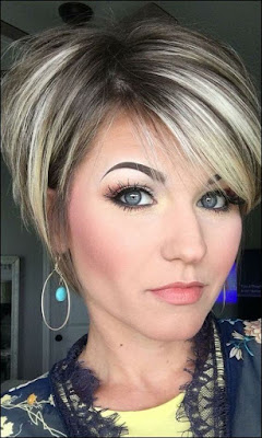 re trying to find pictures of classy short hairstyles for fine hair 21+ Cute Short Hairstyles with Balayage for Women with Fine Hair