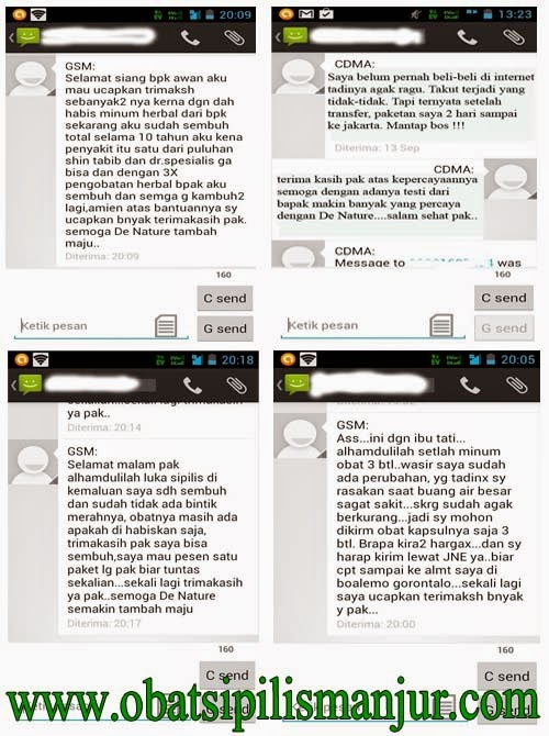 Kami Jual Obat Sipilis di Kota Malang