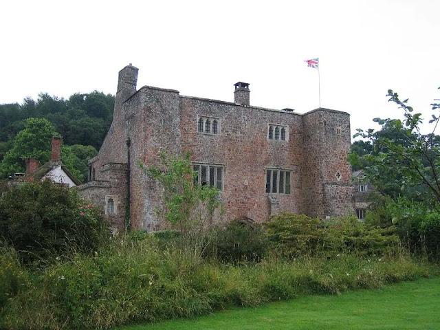 Bickleigh Castle devon england