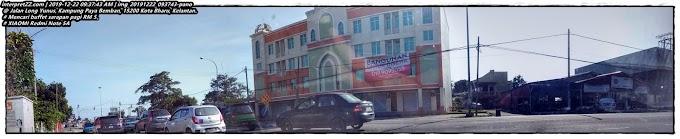 Mencari Buffet Sarapan RM 5 di Kota Bharu