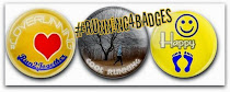 #Running4Badges Challenge : #CoolRunning