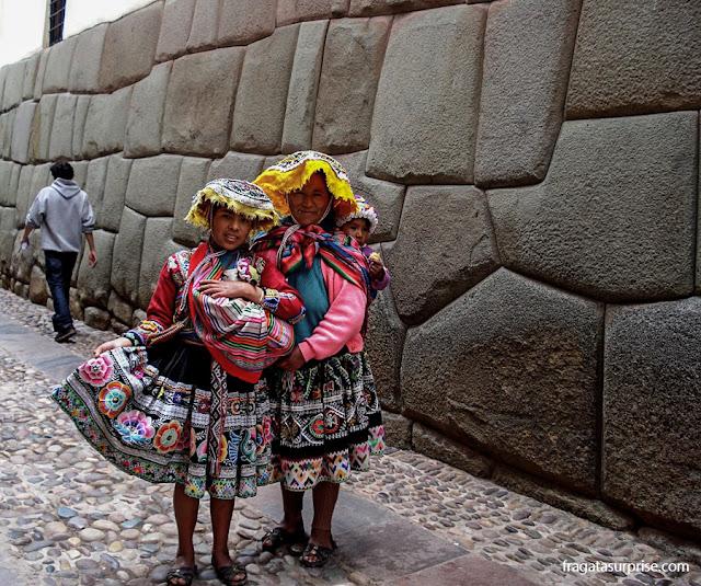 Palácio de Inca Roca, Cusco, Peru