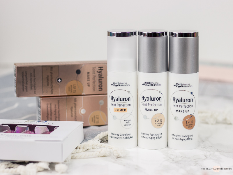 Beautypress Box August 2018 Medipharma Cosmetics Hyaluron Serie