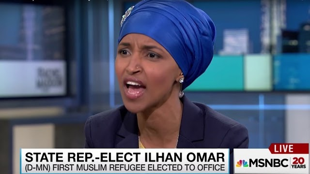 Media Dwells on Threats to Rep. Omar, Ignores Threats to Republicans