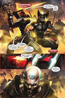 Reseña de Lobezno Vs. Blade de Marc Guggenheim y Dave Wilkins, Panini Comics.