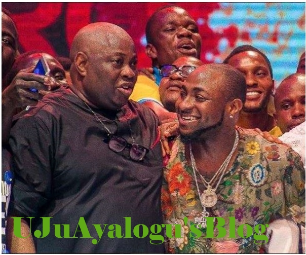 Davido finally decides to respect his elder, reconciles with Dele Momodu