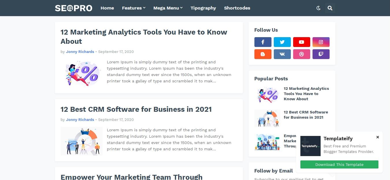 seopro-premium-blogger-template