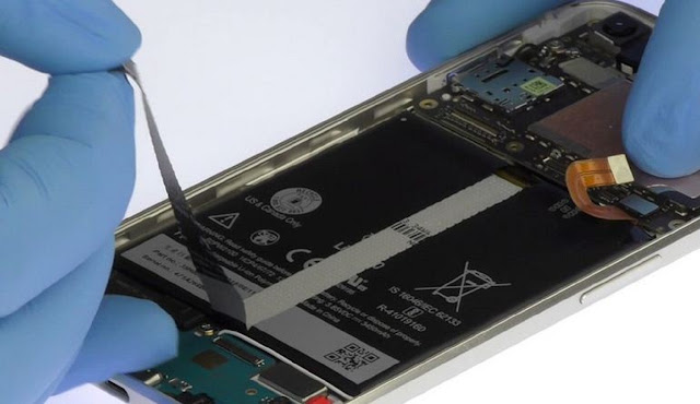 google pixel 2 xl battery size