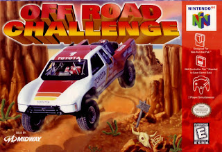 Capa do jogo Off Road Challenge online N64