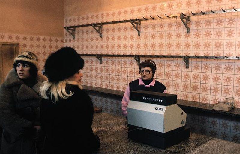 Poland Butcher Store