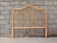 Rattan Headboard (Bed Head)