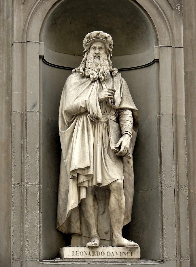 दुनिया के सबसे genius व्यक्ति ( लियोनार्दो दा विंची ) कि 19 रोचक बातें Leonardo da Vinci in hindi - Hi-Tech Education waves