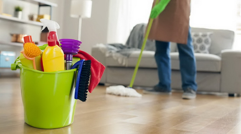 Jasa Cleaning Service Rumah