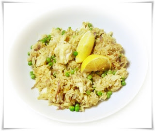 bowl of kedgeree