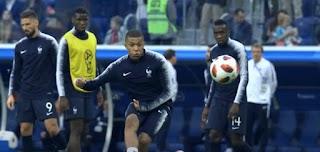 فرنسا إلى نهائي كأس العالم 2018 بعد الفوز على بلجيكا