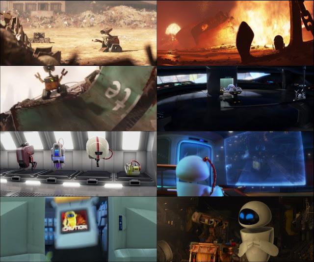 WALL E 2008 Dual Audio 720p BluRay