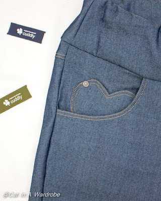 Mountain View Pull-On Jeans Itch to Stitch