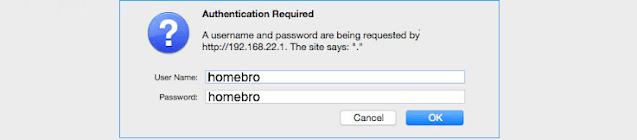 PLDT authentication