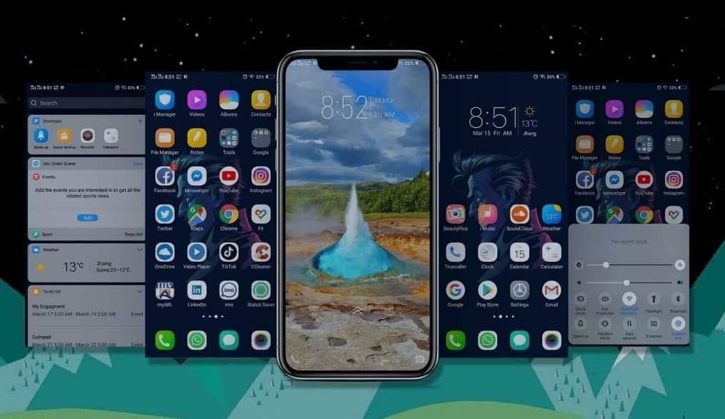 Aplikasi Launcher Android Terbaik Tanpa Iklan