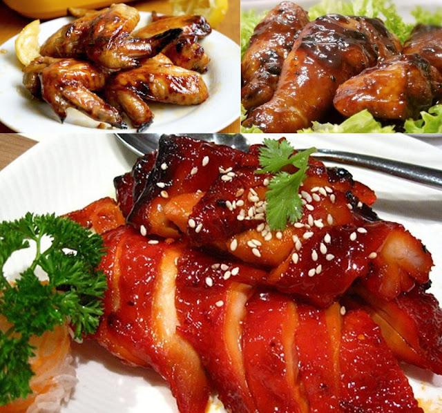 Resep Ayam Goreng Madu Kolaborasi Gurih dan Manis Penggugah Selera - Resep Makanan Selera Kita