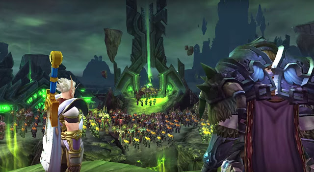 World of Warcraft Legion, noticias de videojuegos