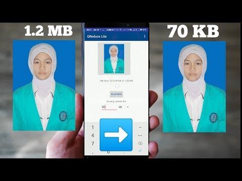 Cara Mengecilkan Ukuran Foto dari MB ke KB