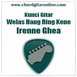 Chord Irenne Ghea Welas Hang Ring Kene