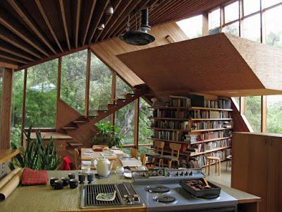 John Lautner - um arquiteto que aliou beleza à funcionalidade