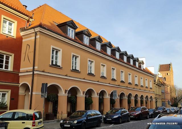 Warszawa Warsaw Nowe Miasto architektura architecture zabytek
