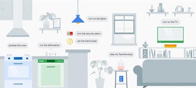Asisten Google Bisa Terhubung Lebih Dari 5000 Perangkat Rumah Pintar