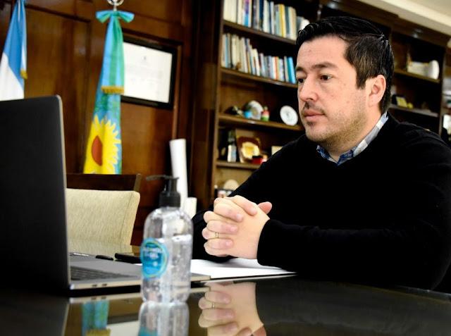 Malvinas Argentinas: Leo Nardini, un intendente en la pandemia 001