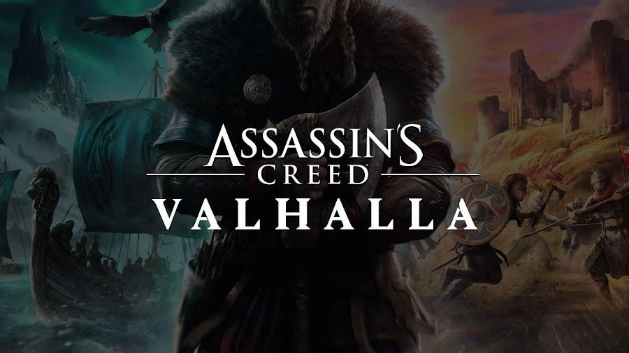 assassin's creed valhalla revealed