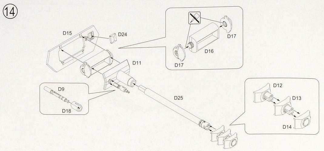 The Modelling News: Build Guide:Pz.Kpfw.38D mitt PZ.IV