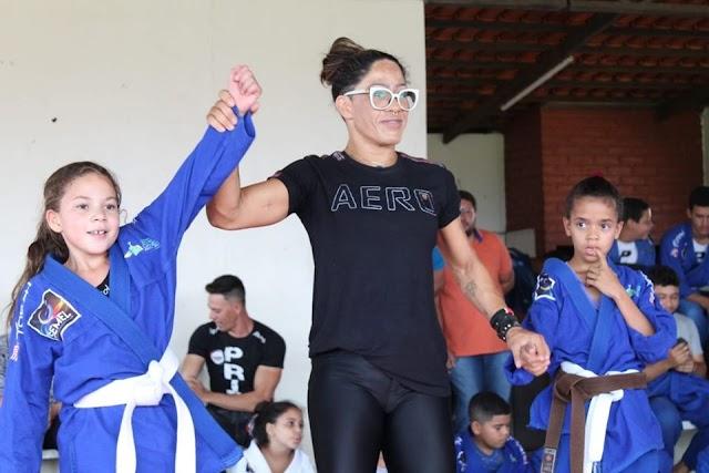 Senador Canedo: Jogos da Primavera são encerrados com a participação de mais de mil alunos da iniciação esportiva