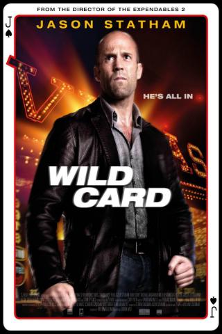 Wild Card [2015] [DVD5 + DVD9] [NTSC] [Latino]