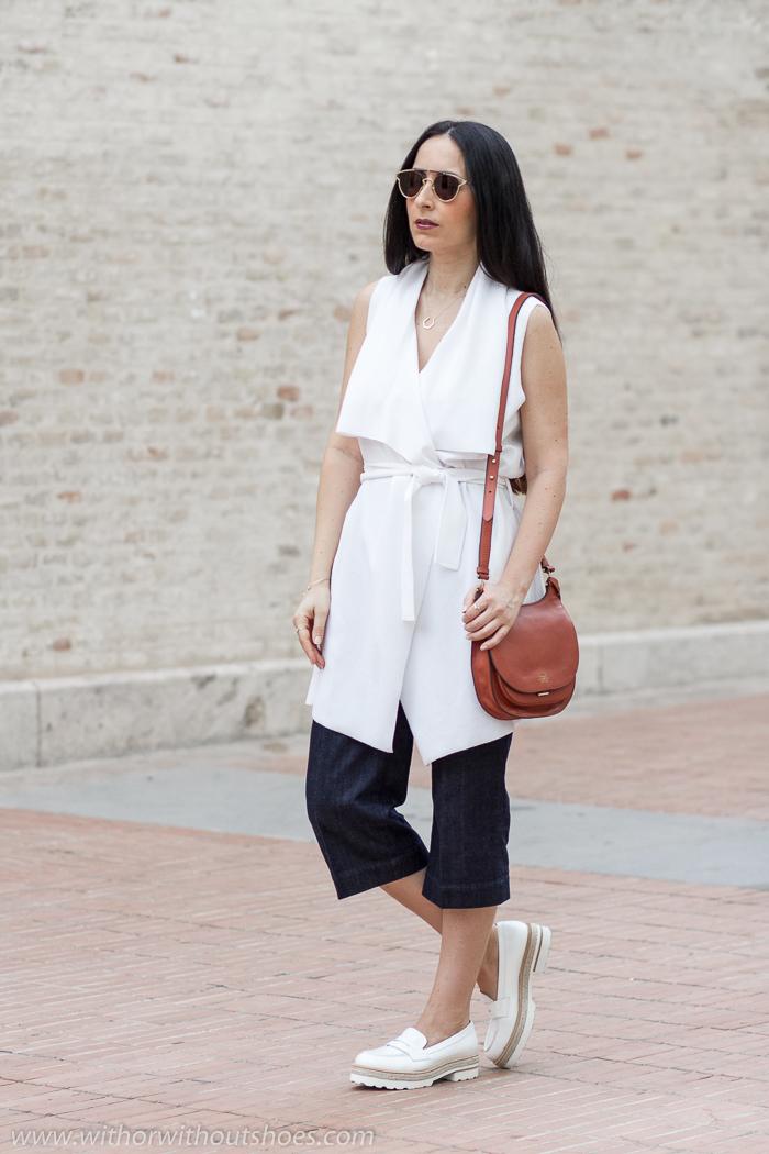 Blogger influencer de moda de Valencia con ideas para vestir comoda de nueva coleccion