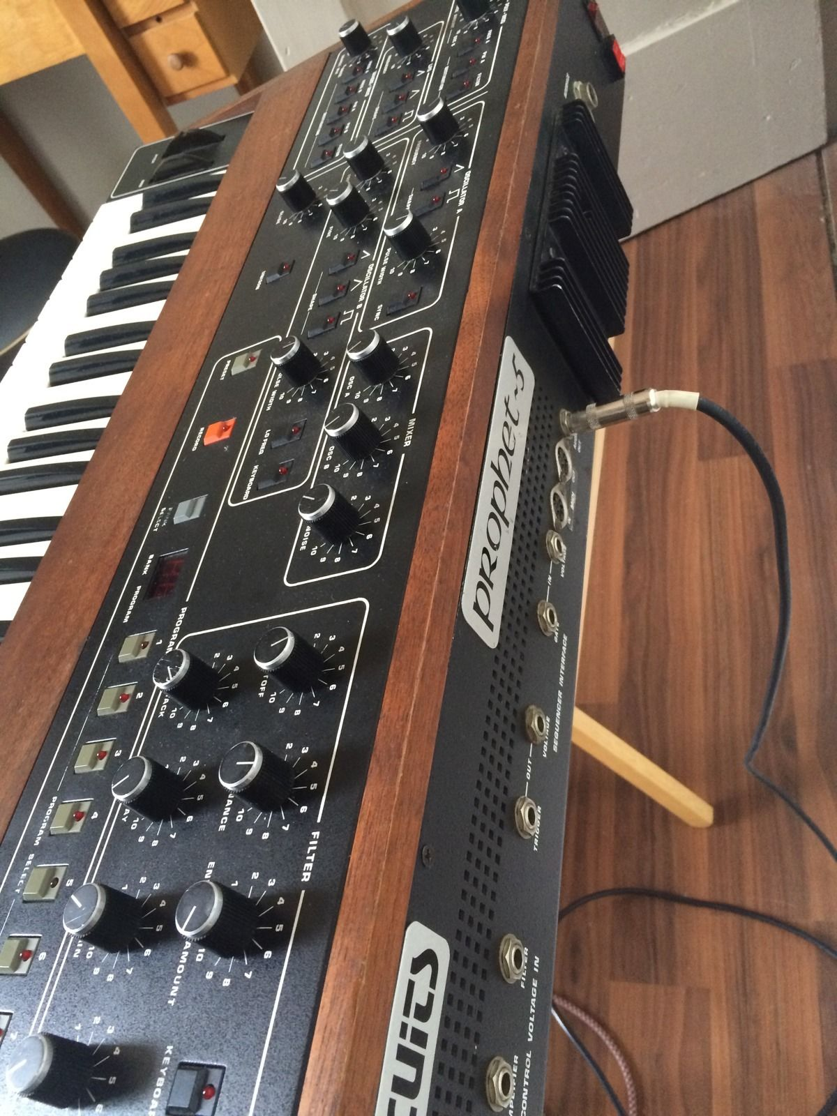 Matrixsynth Sequential Circuits Prophet 5 3 3 Sn 5908