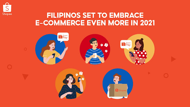 Shopee Shares Three Predictions for the Philippine E-Commerce Market in 2021