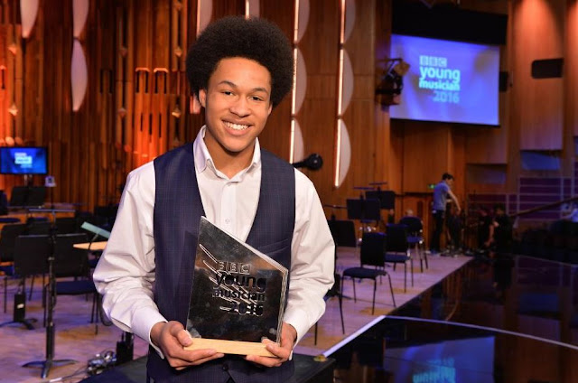 Sheku won the prestigious BBC Young Musician competition of the Year in 2016