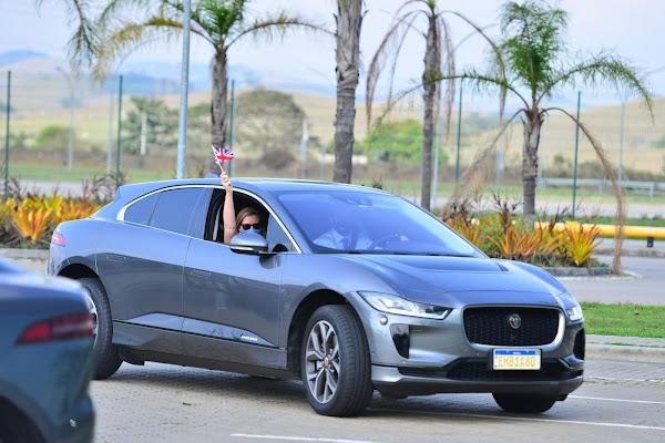 Jaguar Land Rover comemora 5 anos de produção em sua fábrica do Rio de Janeiro